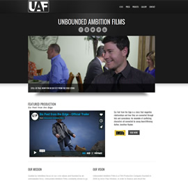 Unbounded ambition website
