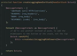 Logging and Retrying API Calls